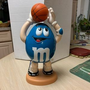 Vintage M&M Candy Dispenser
